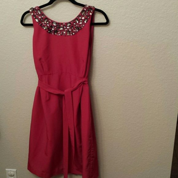 Formal maternity dress Make me an offer! Fuchsia formal dress great for the holidays large true to fit. A Pea in the Pod Dresses