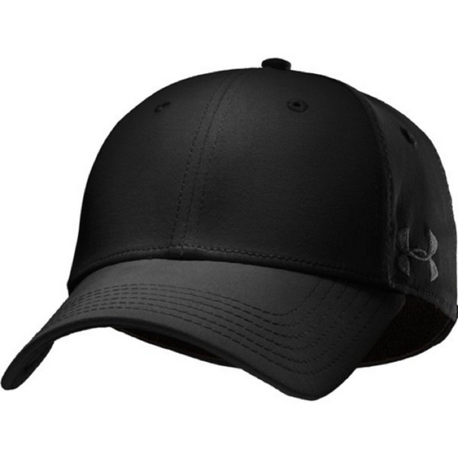 Under Armour Tactical PD Stretch Fit Cap - UA Tonal Logo Fitted Baseball Hat e1d018c2fd8