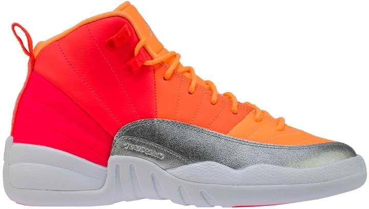 Jordan 12 Retro Sunrise (GS) | Air jordans, Sneakers, Jordans