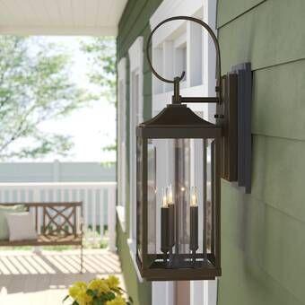Amberley 2 Light Outdoor Wall Lantern In 2020 Outdoor Wall