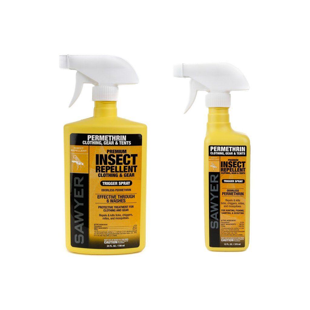 Amazon Com Sawyer Permethrin Insect Repellent Sports Outdoors Insect Repellent Insects Repellent