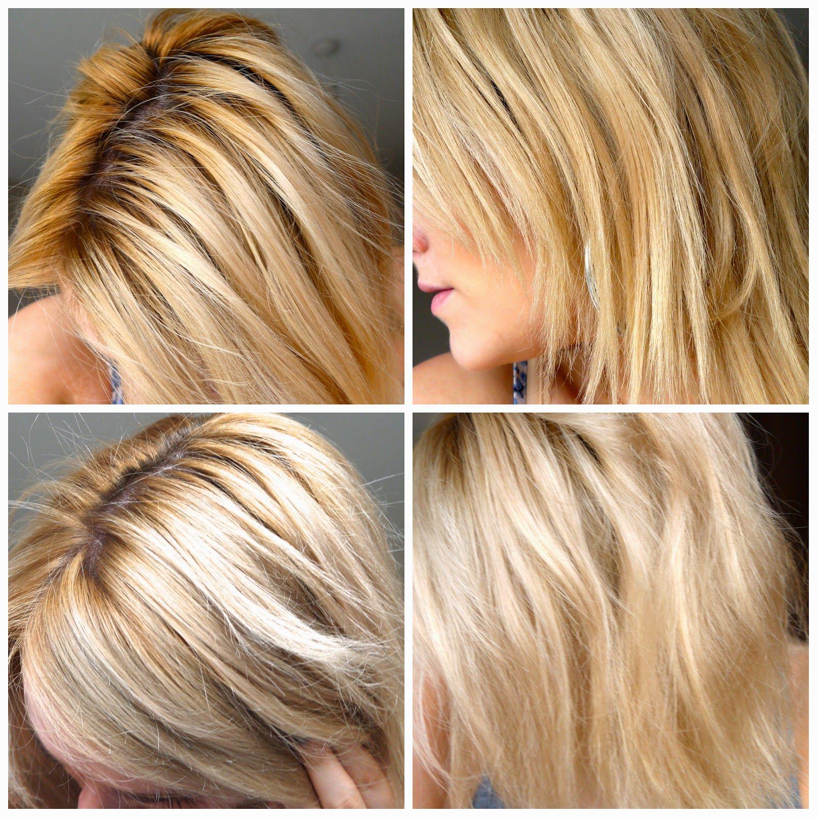 Short Hair Blonde Czech