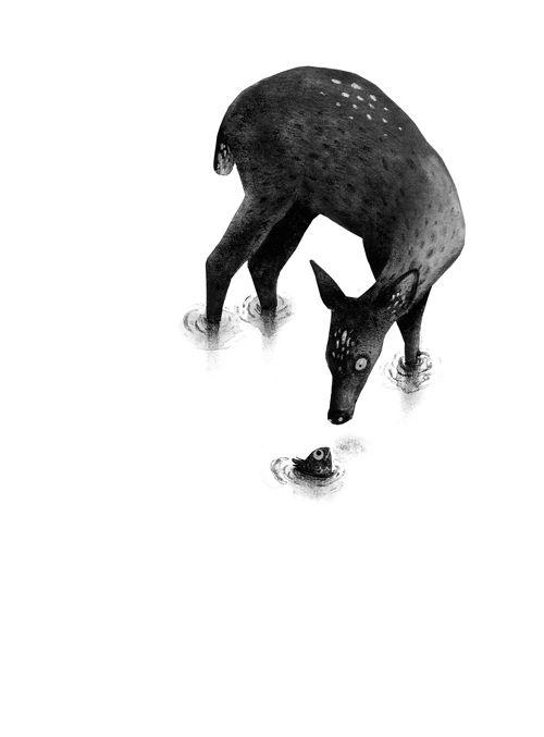 Kleine Zwarte Visje 3