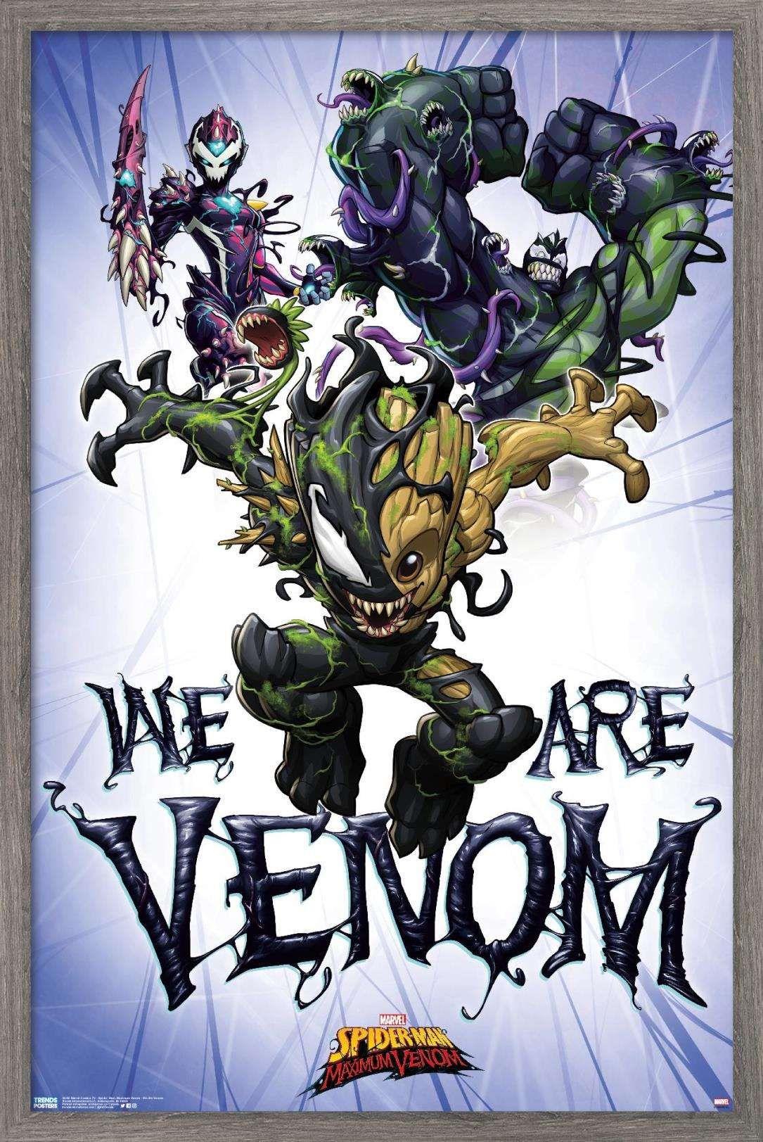 Marvel Comics TV - Spider - Man: Maximum Venom - We Are ...