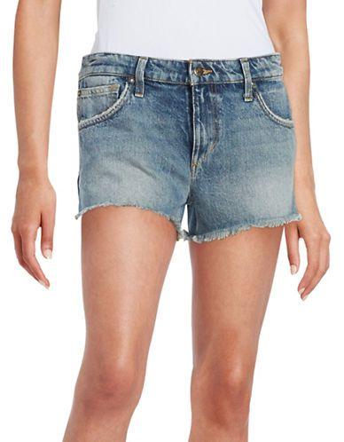 Joe'S Jeans Five-Pocket Denim Shorts Women's Hera 24W