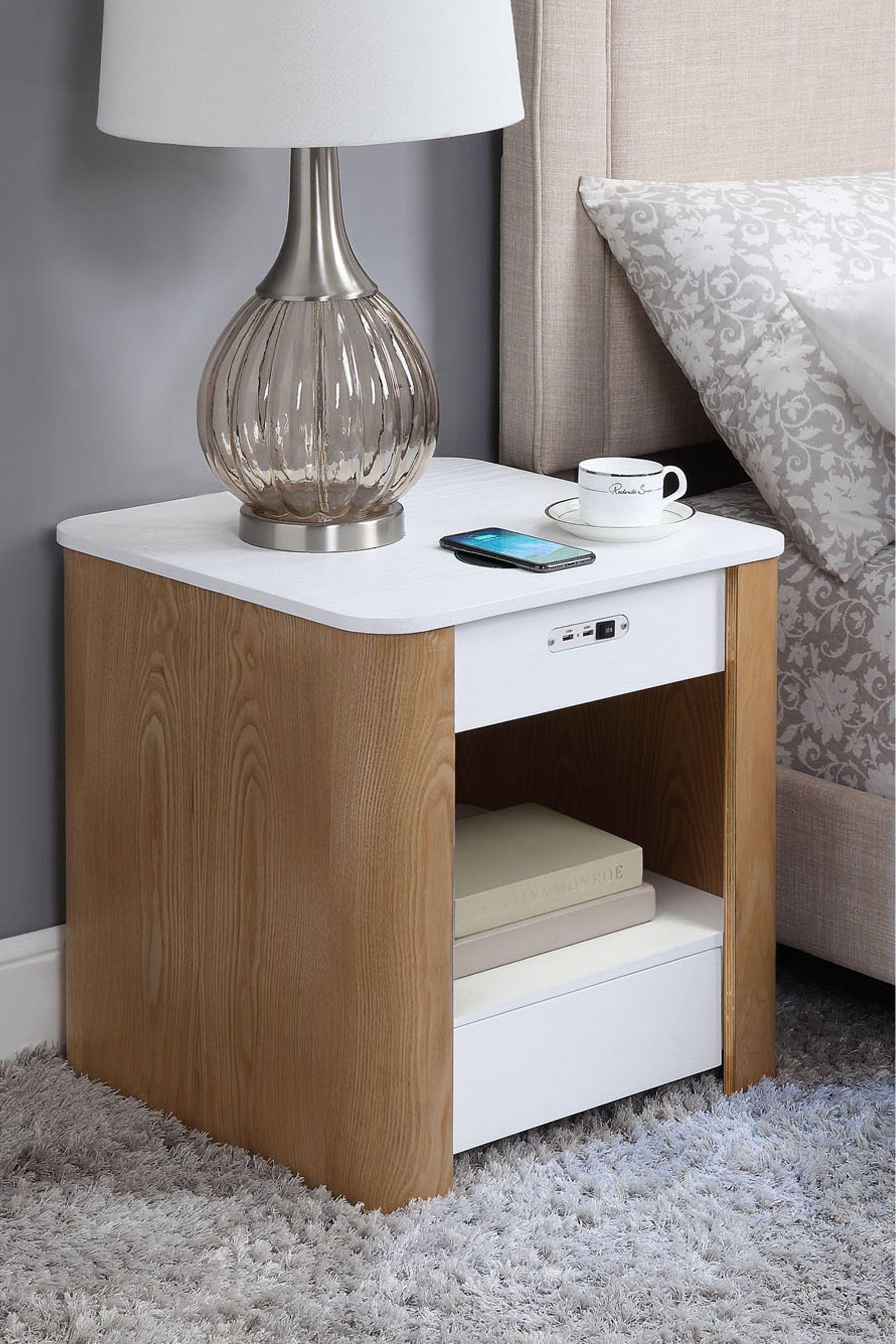Smart Bedside Table