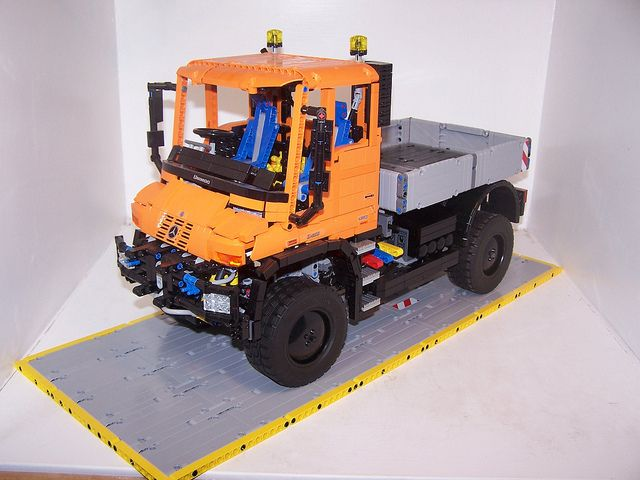 lego unimog by efferman lego lego unimog lego og lego. Black Bedroom Furniture Sets. Home Design Ideas