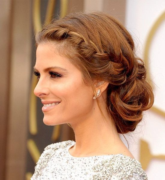 Long Dress Evening Hairstyle Celebrity Wedding Hair Wedding Hair Inspiration Hair Styles
