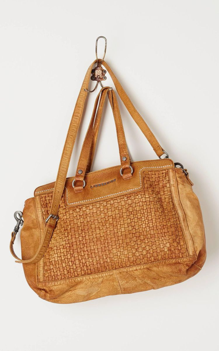 Anthropologie  Fenimore Woven Tote