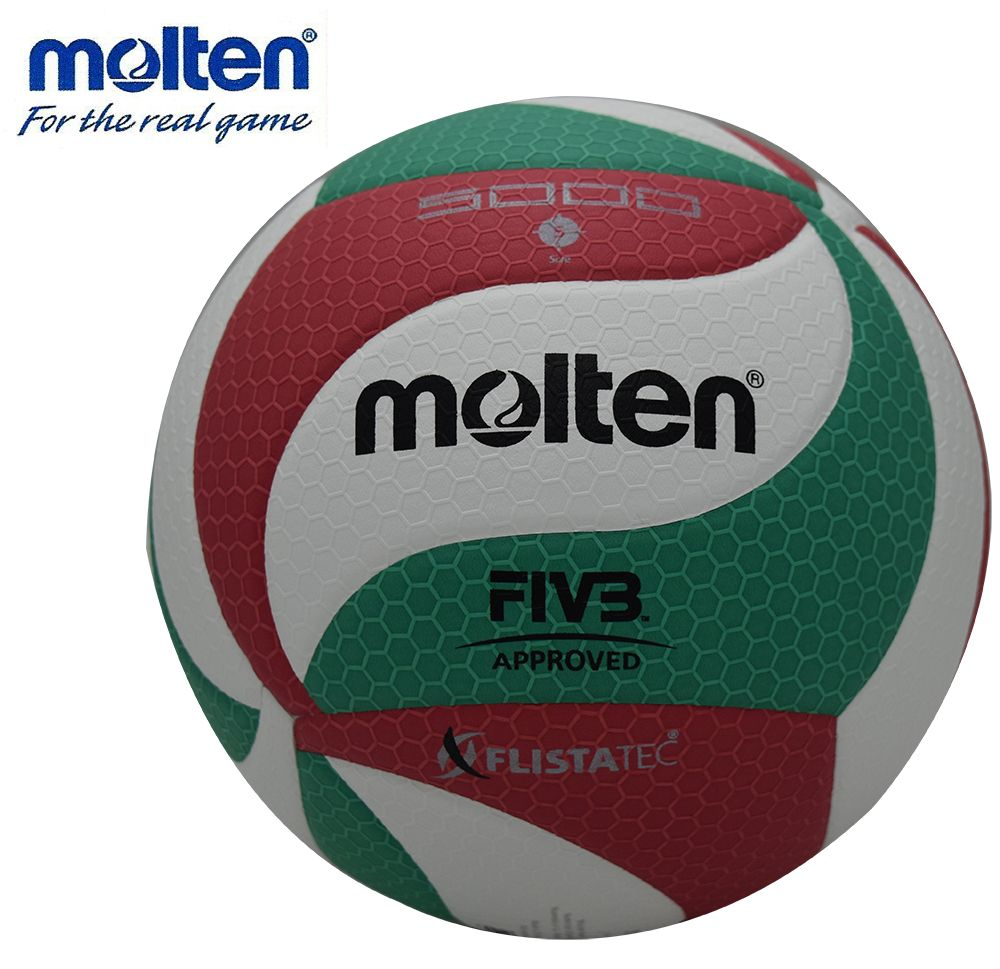 Original Molten Volleyball V5m5000 New Brand High Quality Genuine Molten Pu Material Official Size 5 Volleyball Free Shipping Affiliate