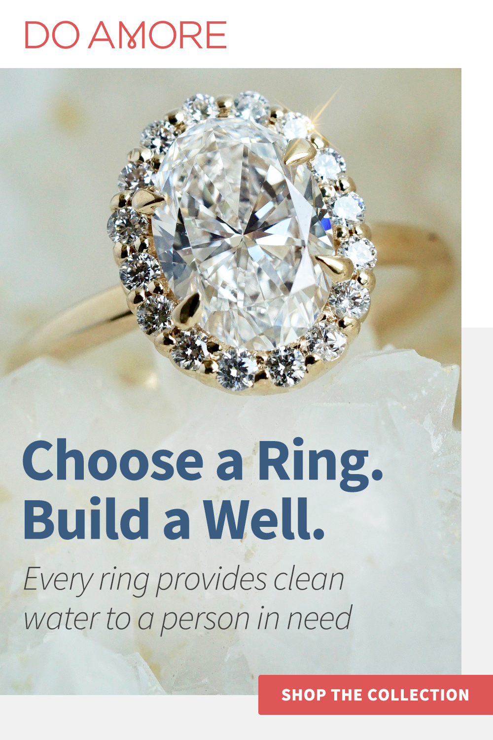 Every Ethically Crafted Ring Brings Clean Water To A Developing