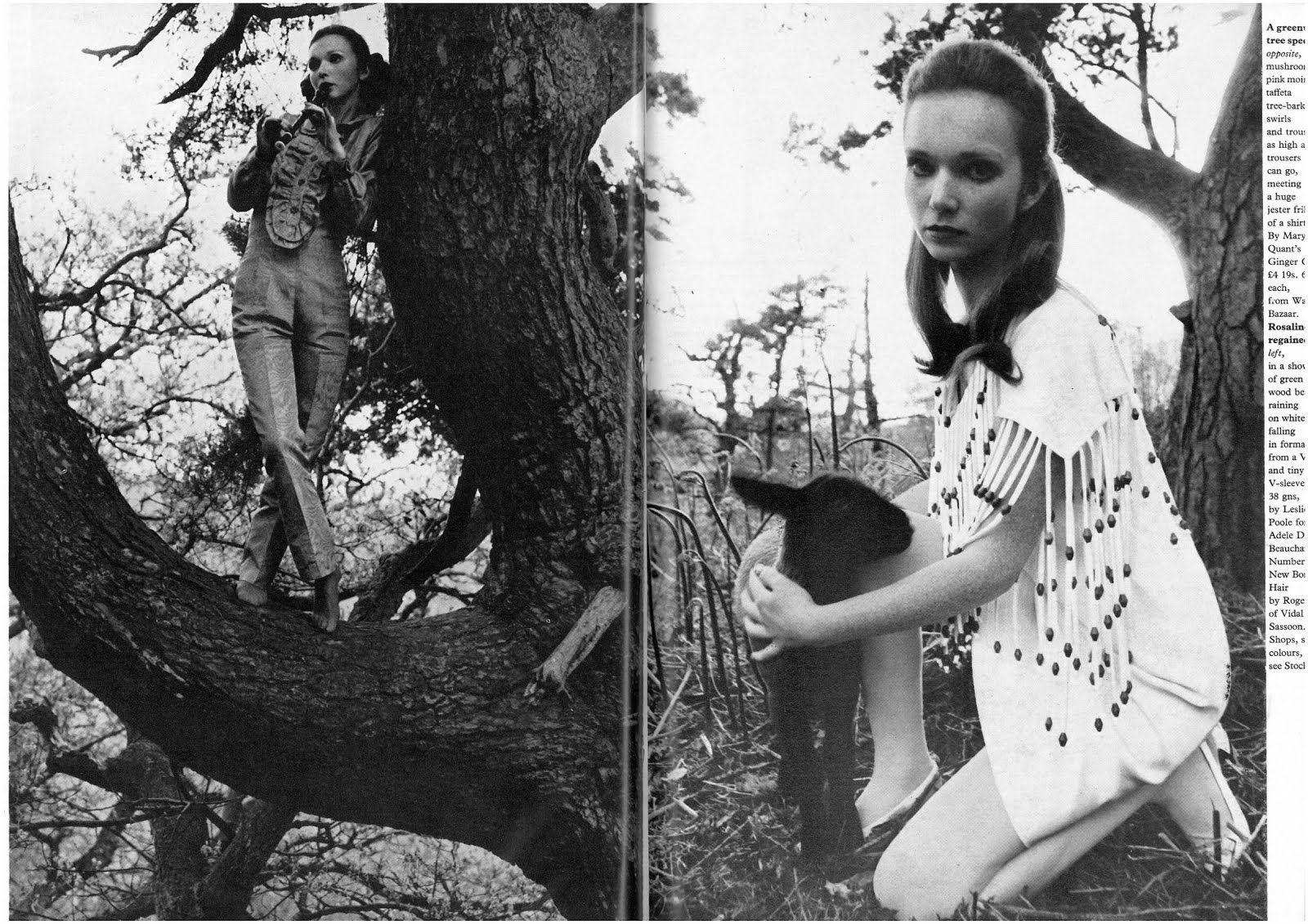 UK Vogue   July 1968   Lesley Jones by Hans Feurer   Vogue ...