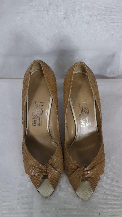 Salvatore Ferragamo - scarpe open toe