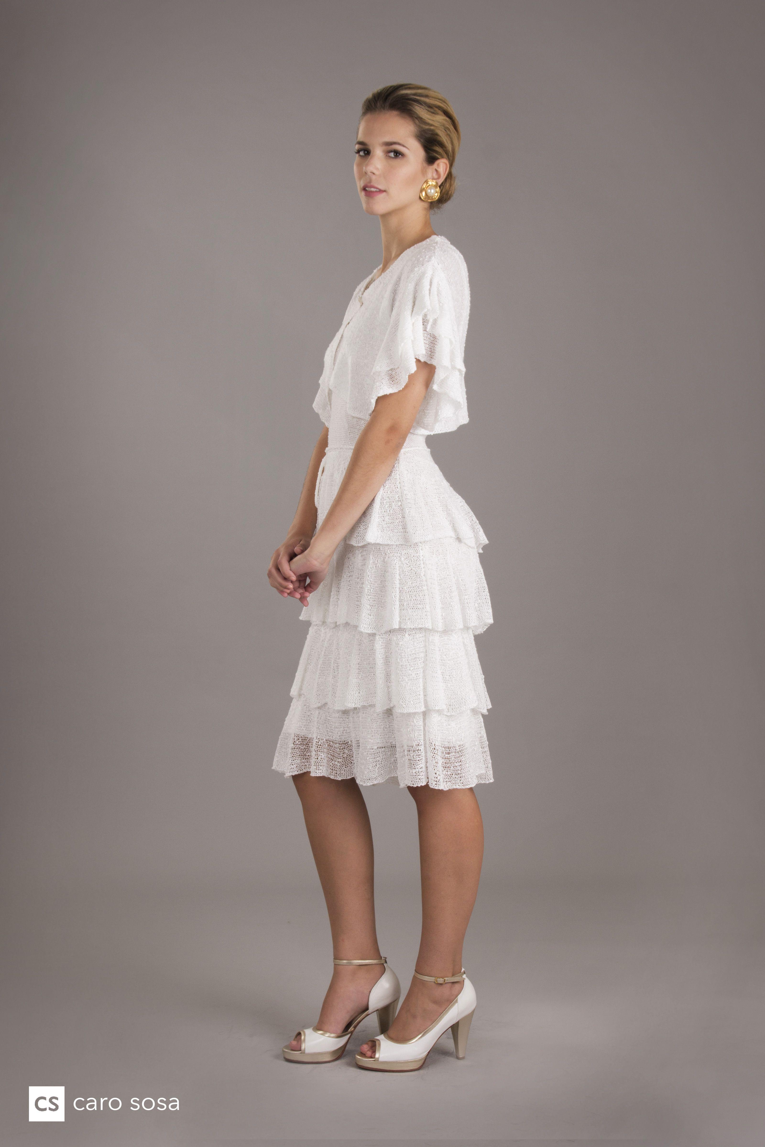 SWEET DRESS AW15-CARO SOSA WEDDING DRESS   Nueva Coleccion Invierno ...