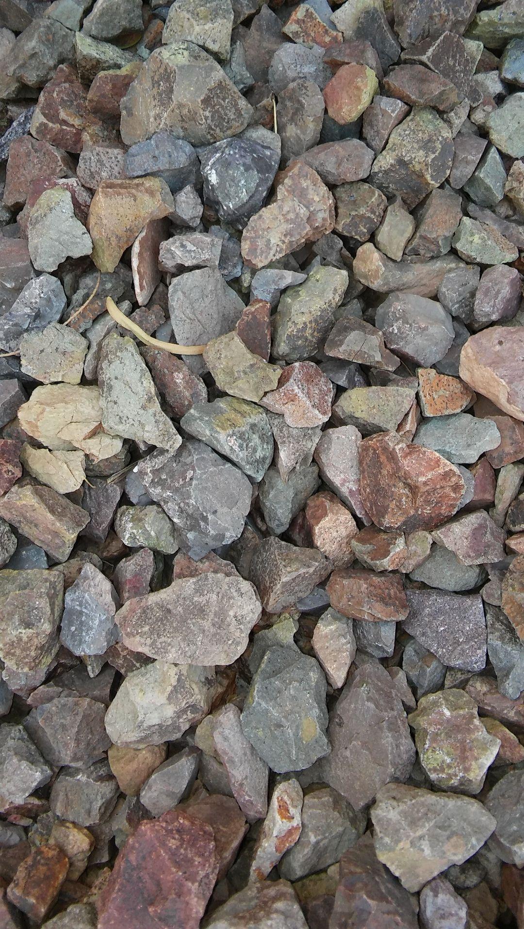 Mountain Vista Brown B D Gravel Landscape Rock Landscaping Rock Rock Decor