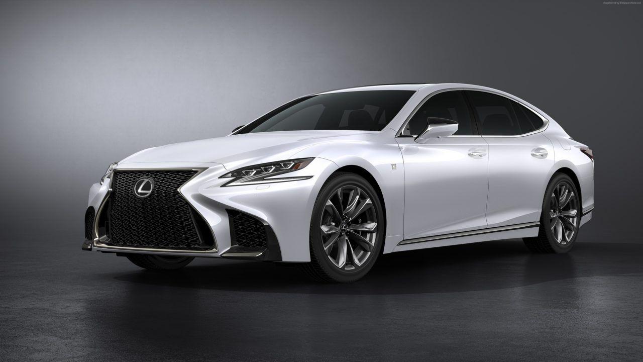 Lexus ls 500 f sport new york auto show 2017 wallpaper lexus ls