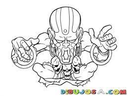 Resultado de imagen de street fighter coloring pages