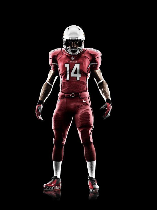 Arizona Cardinals football uniforms  19dad604c227