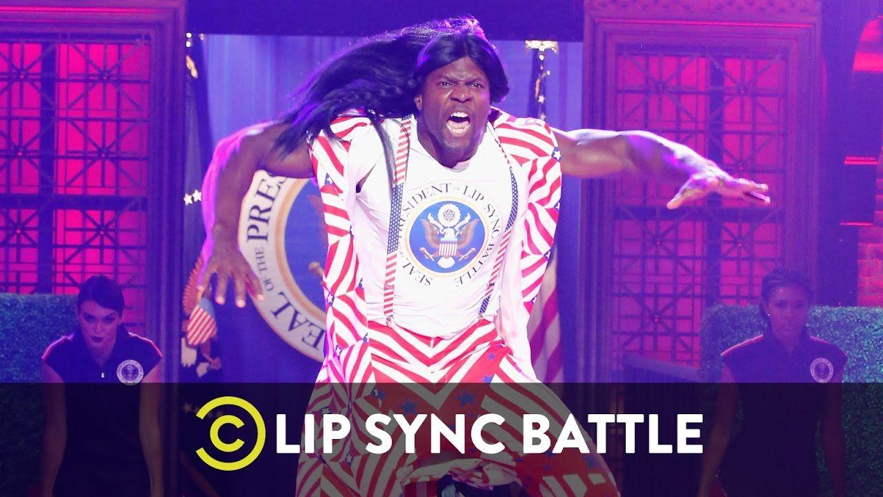 Lip Sync Battle Terry Crews The Best Lyp Sync Battles
