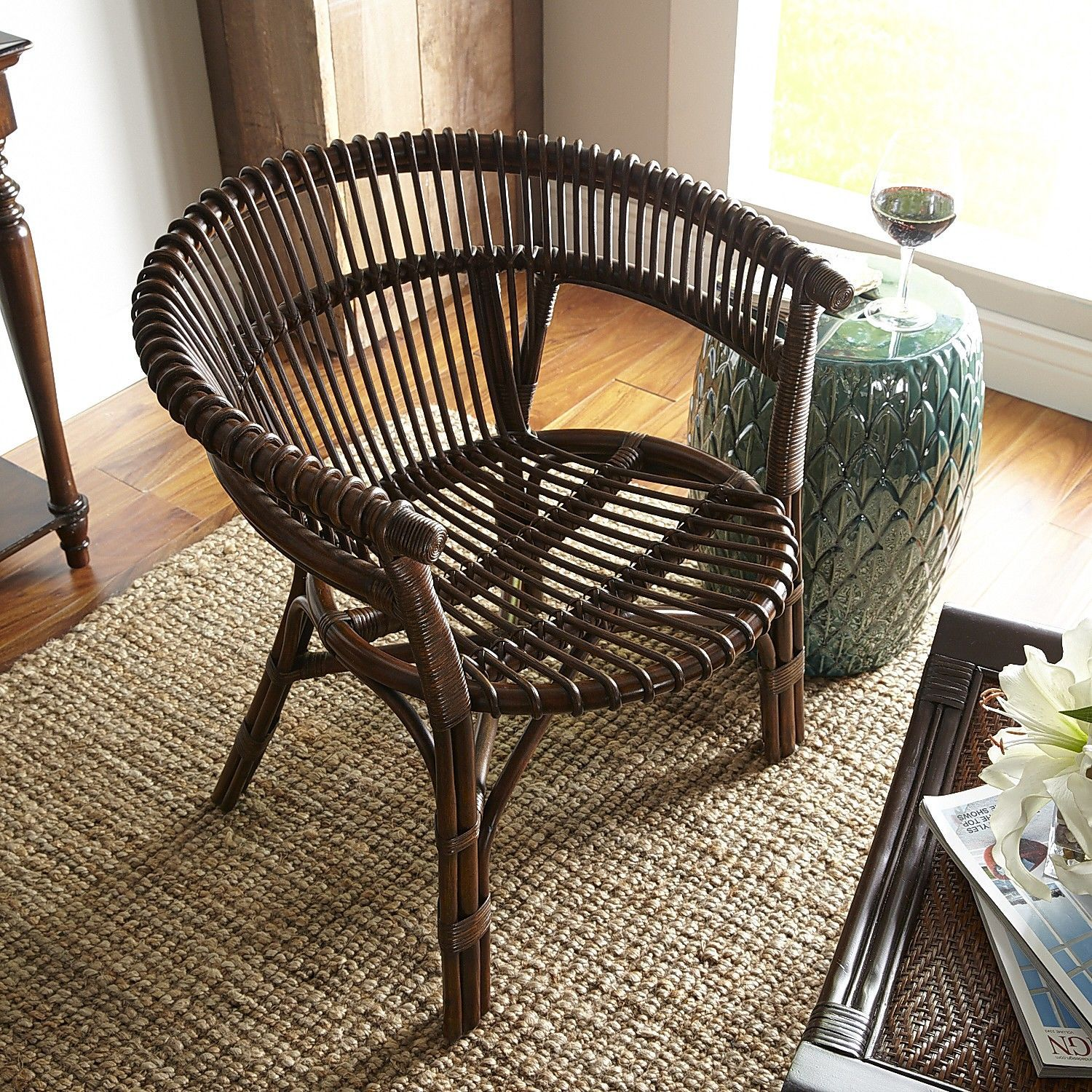 Bahasa Stacking Chair   Natural | Pier 1 Imports Part 83