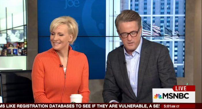 Saturday, July 1, 2017: MSNBC Producer Reminds Trump That 'Morning Joe'