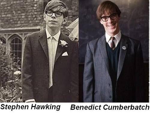 Stephen hawking benedict cumberbatch