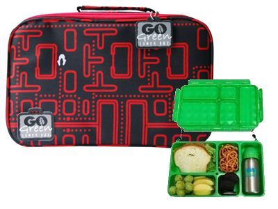 Go Green Lunchbox Set Bought These For My Boys They Have