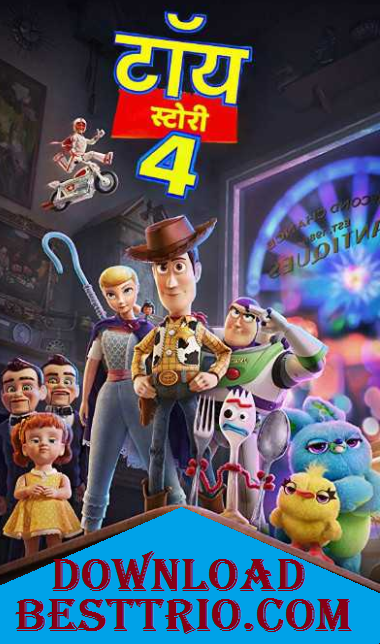 Toy Story 4 2019 Hindi 2 0 Org Dual Audio In 2020 Toy Story