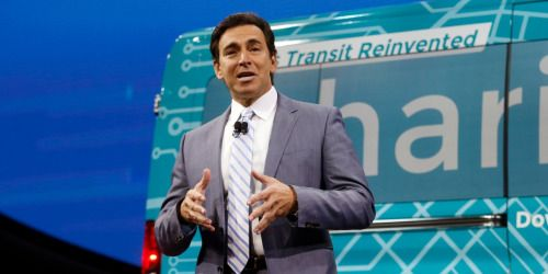 Fords CEO says the future of cities has almost nothing to...