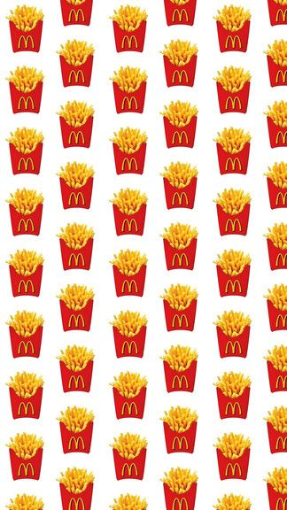 Mcdonalds French Fries IPhone 6 Plus Wallpaper