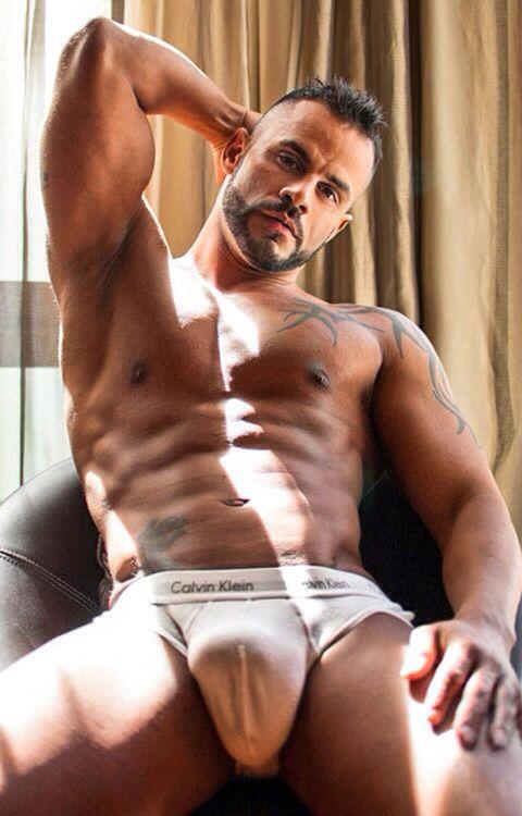 Hot guys in calvin klein underwear
