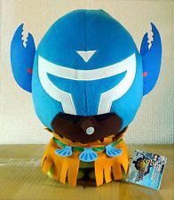"Monster Hunter 3G - KAYAMBA 14"" Plush Cha Cha CAPCOM Japan Banpresto 2012 RARE"