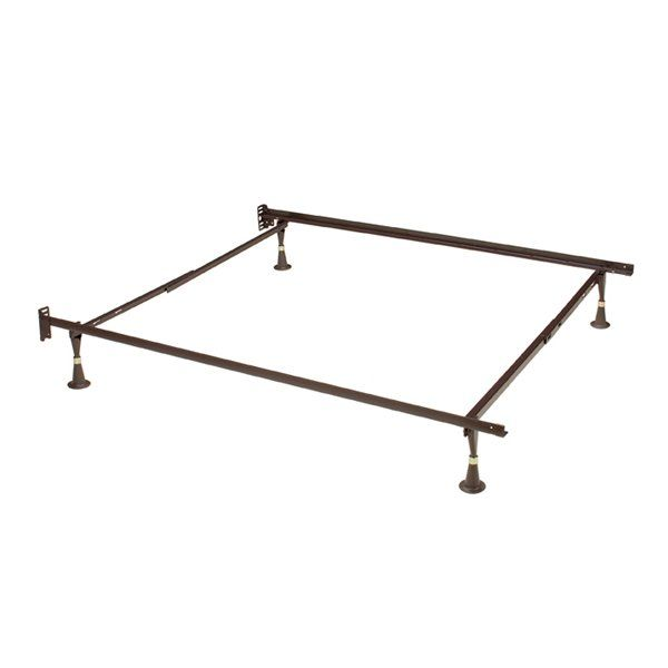 Hillsdale Furniture 90047 Twin Full Four Leg Bed Frame