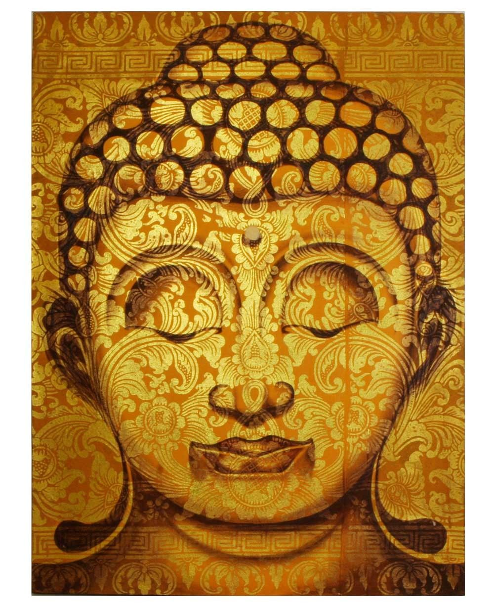 Buddha Painting | Buddha Wall Art | For the Home | Pinterest ...