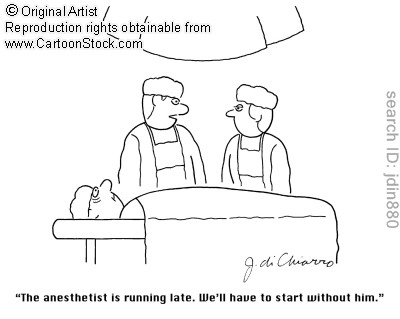 how to become an anaesthesiologist assistant