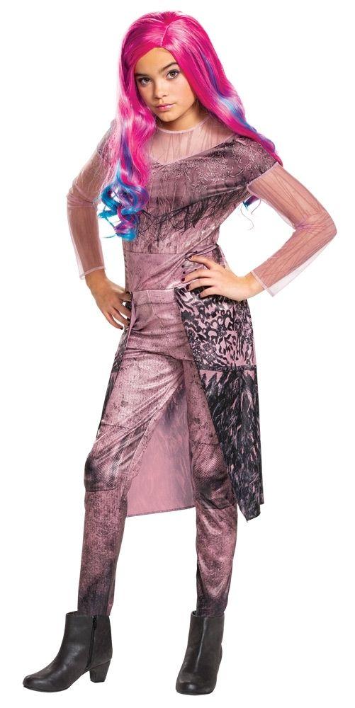 Disney Descendants 3 Mal Deluxe size XL 14//16 Girls Licensed Costume Disguise