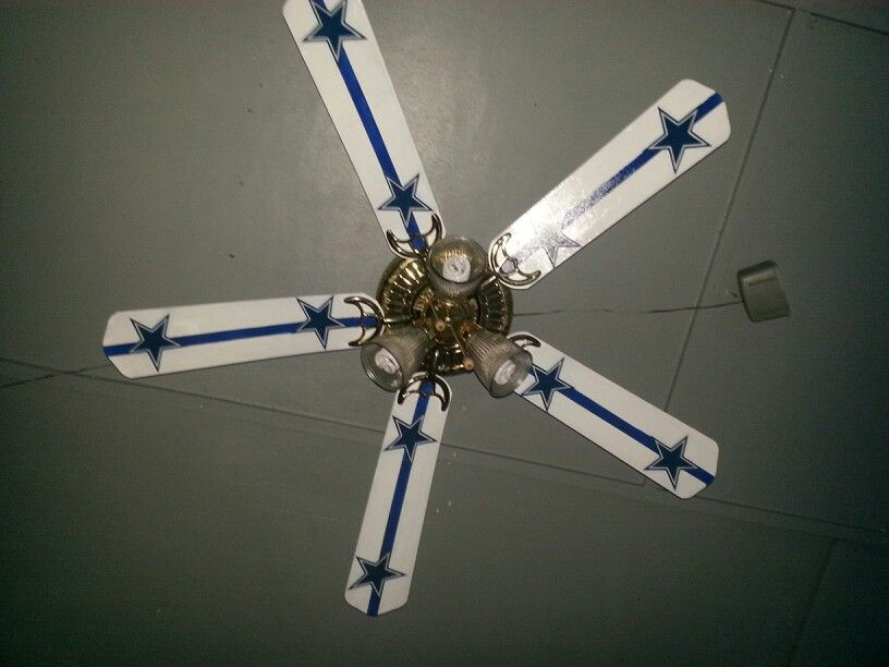 Dallas cowboys ceiling faninted with white blue acrylic paint dallas cowboys ceiling faninted with white blue acrylic paint cut out aloadofball Images