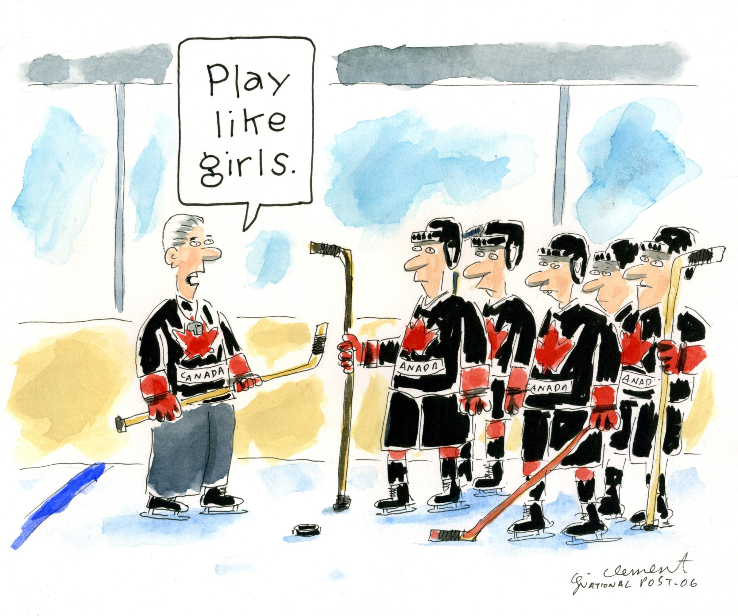 Linda Leith Olympic Hockey Team Women S Essay On