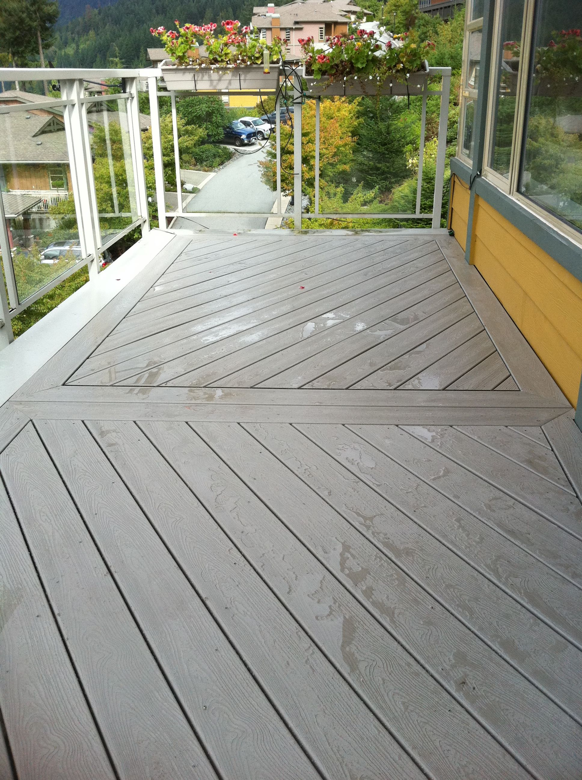 Deck Patterns Magnificent Design