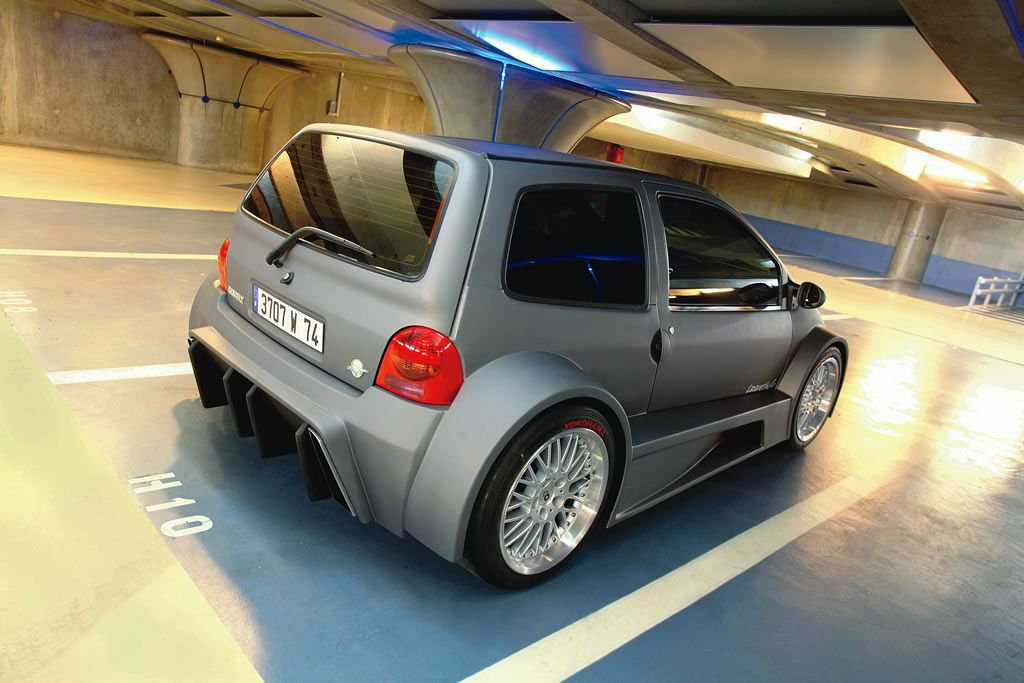 Renault Twingo V8 Trophy Coches Personalizados Coches