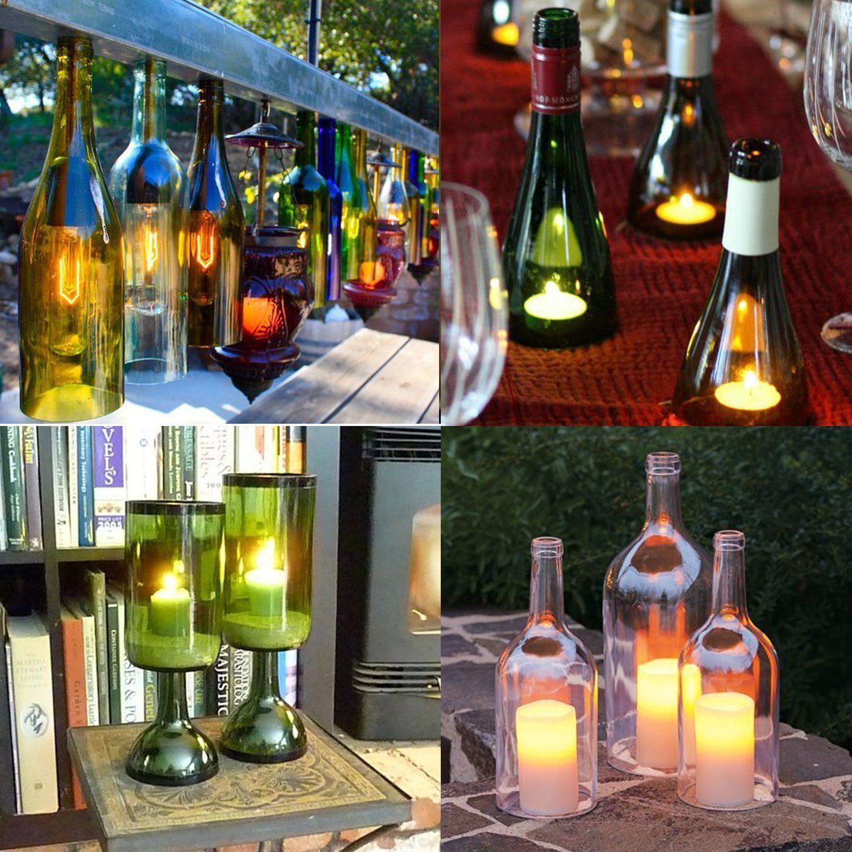 23 Amazon Com Glass Bottle Cutter Genround Bottle Cutter