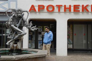 Schaffhausen - Apotheke
