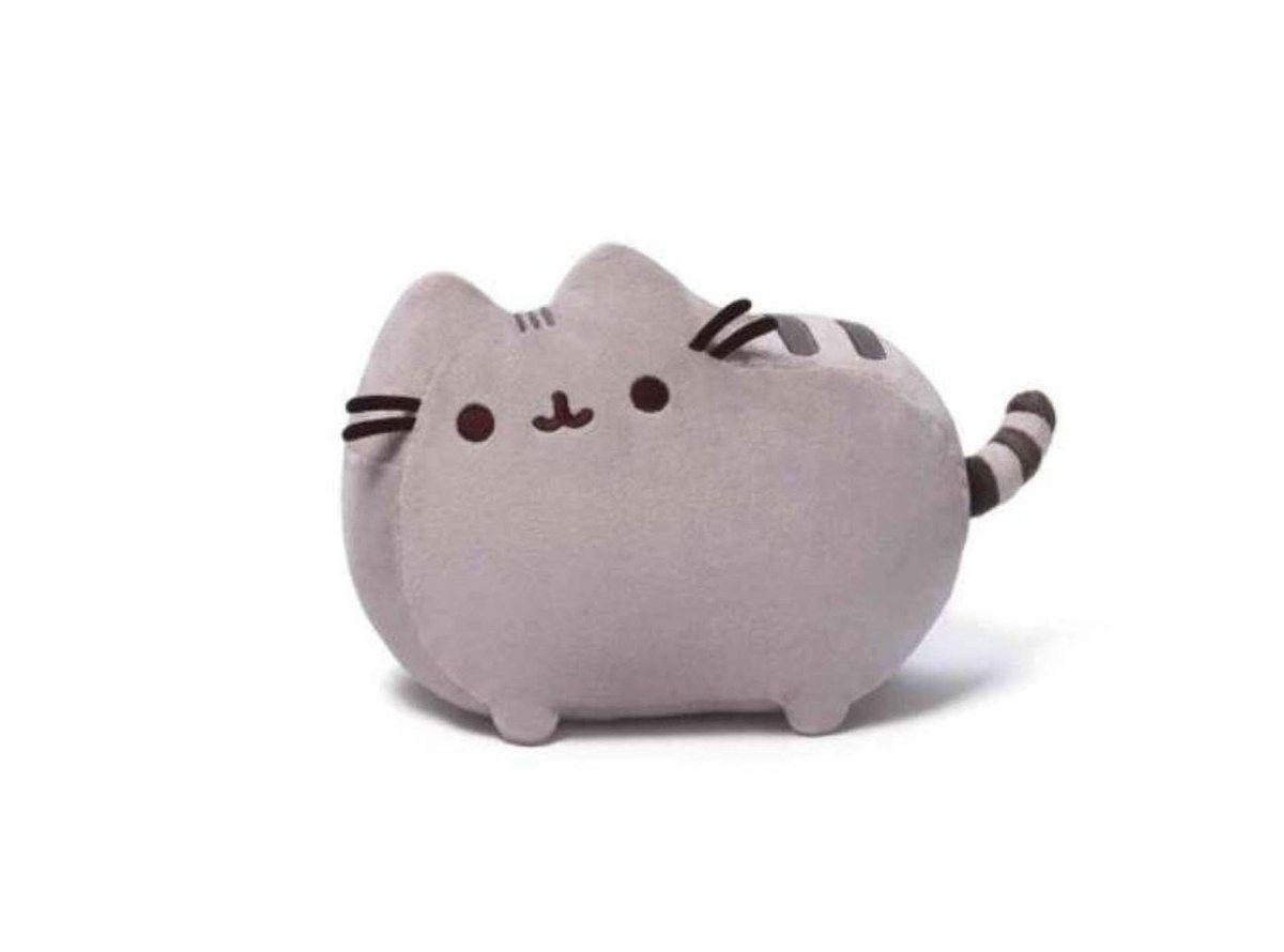 Pusheen Cat Plush Stuffed Animal For $10.29 At Amazon