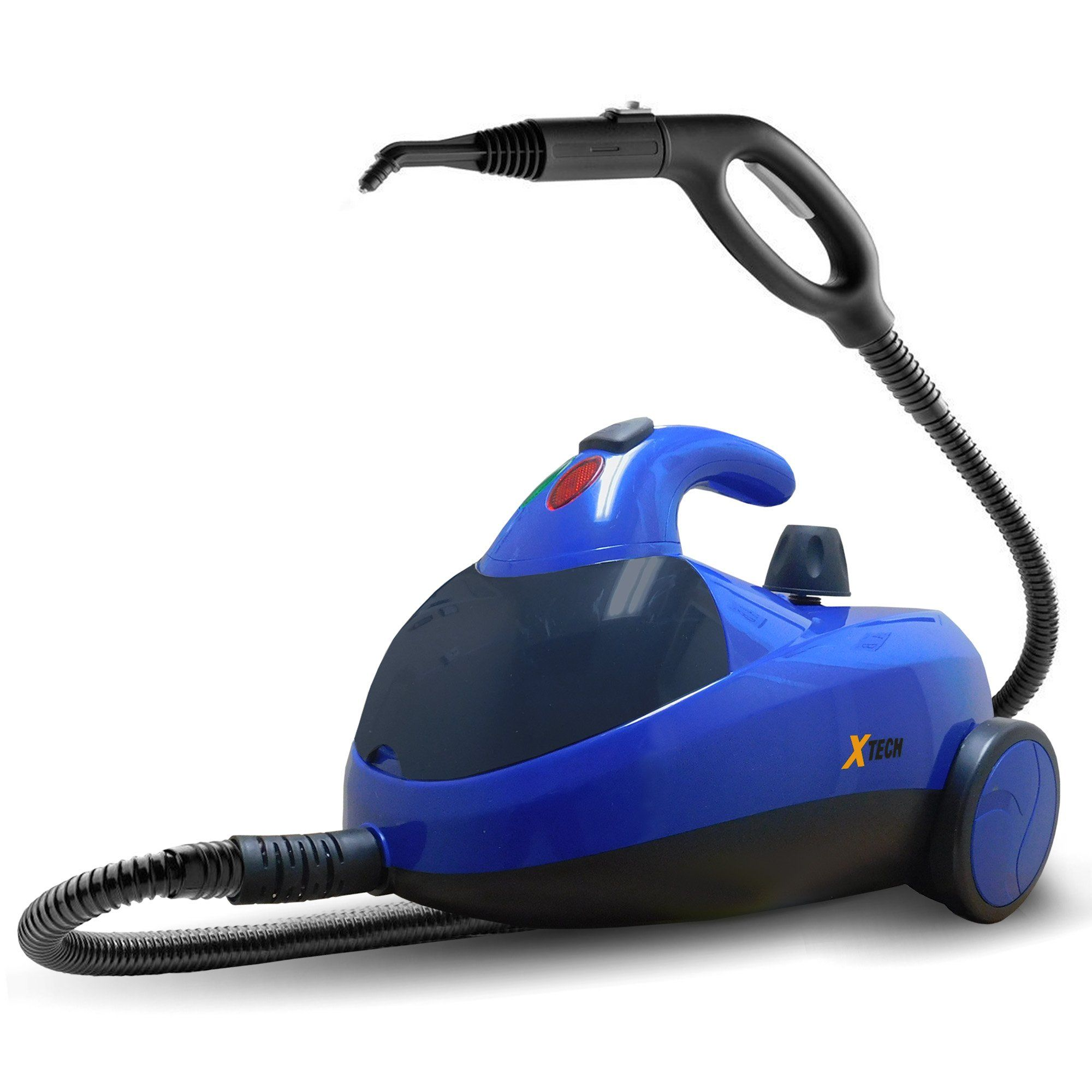 Xtech Xhsc200 Heavyduty 1500watts 50 Oz Canister Steam Cleaner