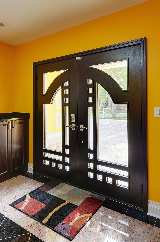 Custom wood front entry doors custom contemporary solid mahogany door db 003 dd cst glenview doors custom doors in chicago