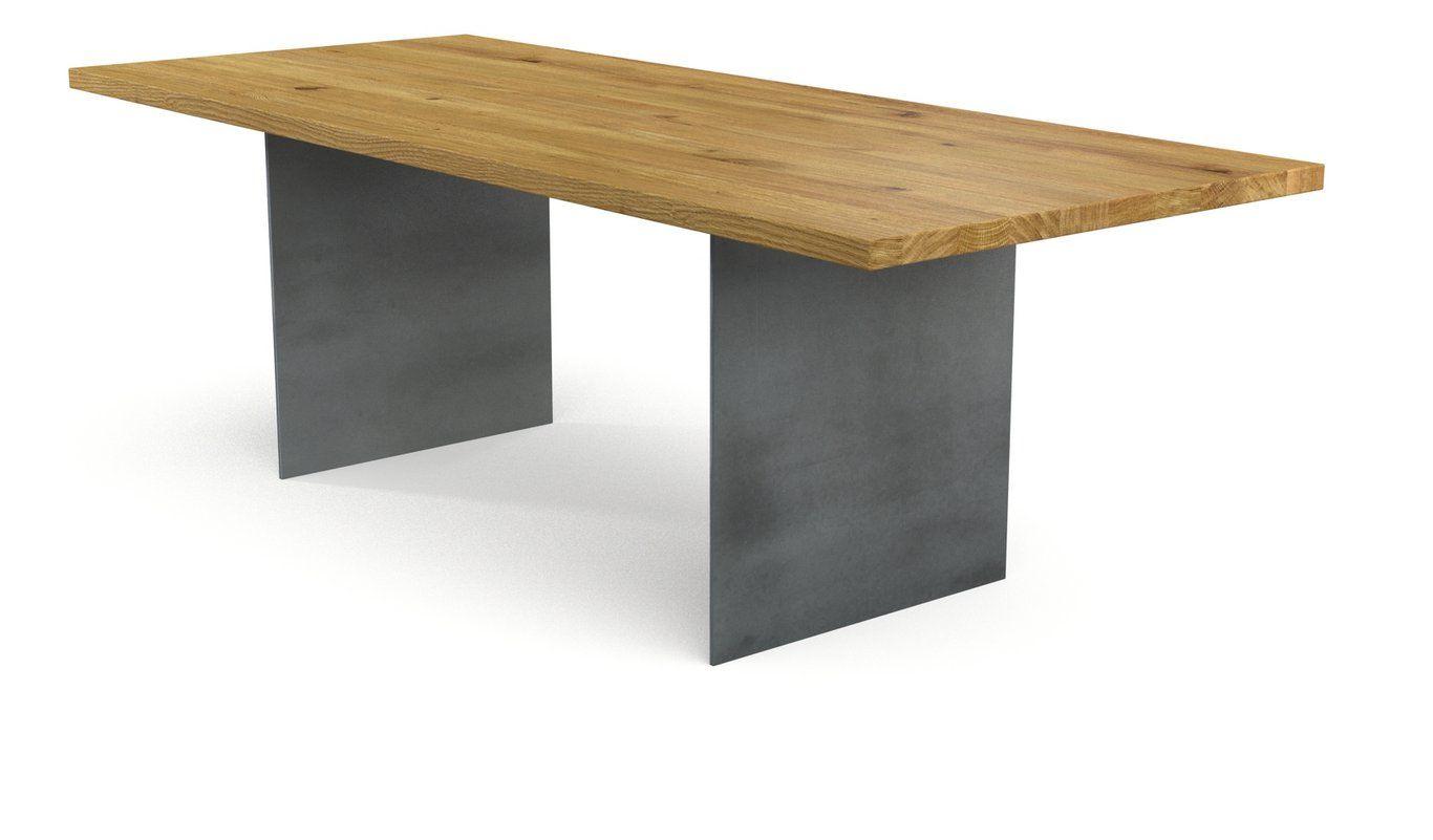 Konfigurator für Esstische aus Massivholz masstisch