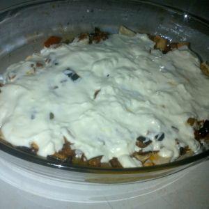 فتة الباذنجان بالزبادي أضيفت بواسطة Dodii4u Faris المقبلات Food Recipes Desserts