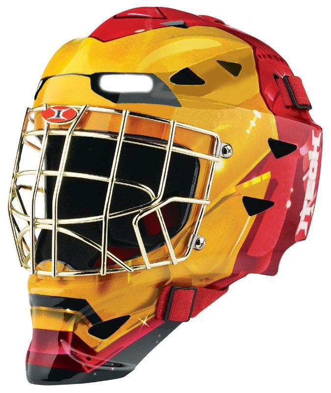 Goal Mask Iron Man Mask Goalie Mask Hockey Mask Hockey Gear