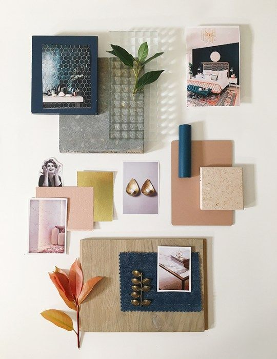 Corporate Mood Board Workshop: Studio Espacio en Blanco - Eclectic Trends