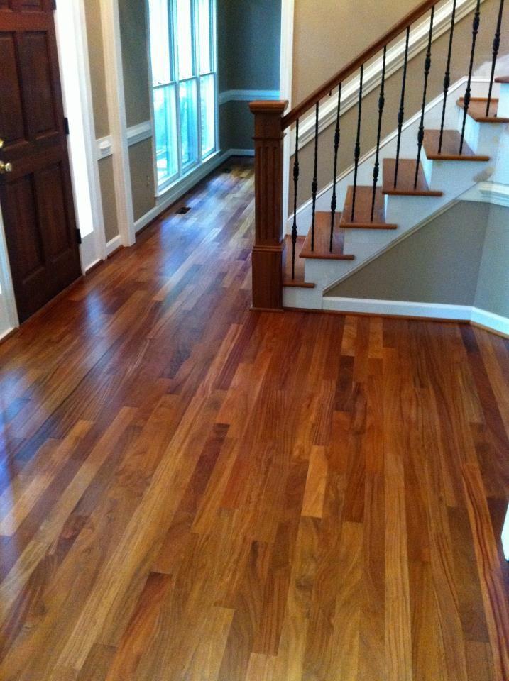 Brazilian Teak Wood Flooring